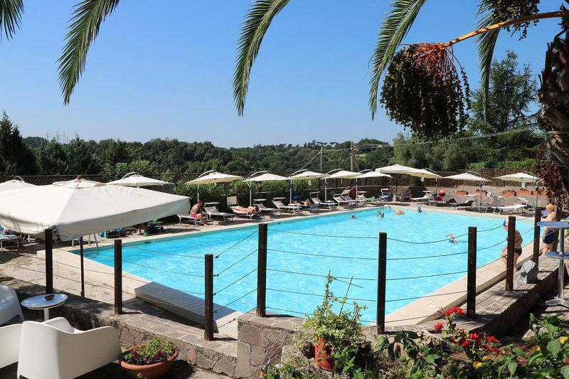Happy Village in Rom, Rom & Umgebung Pool