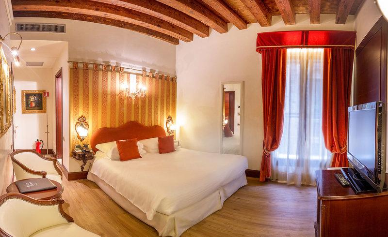Ruzzini Palace in Venedig, Venedig & Umgebung Wohnbeispiel