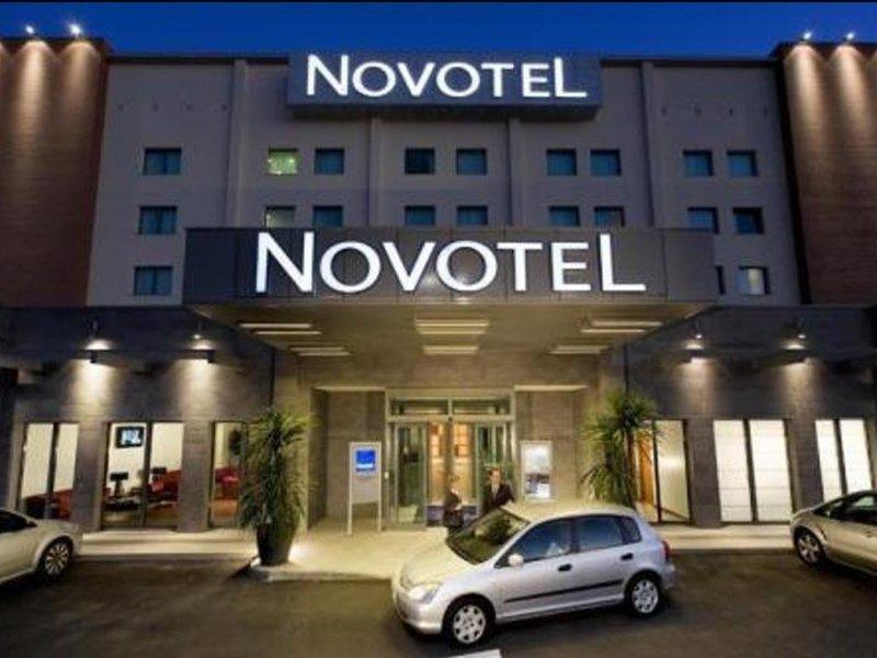 Novotel Milano Malpensa Airport in Cardano al Campo, Mailand & Umgebung Außenaufnahme