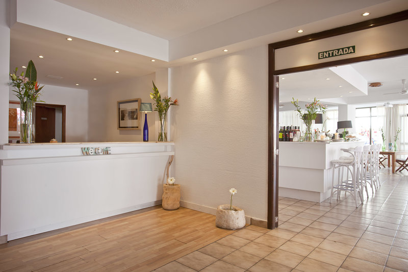 Galaxia Boutique Hotel in Can Picafort, Mallorca Badezimmer