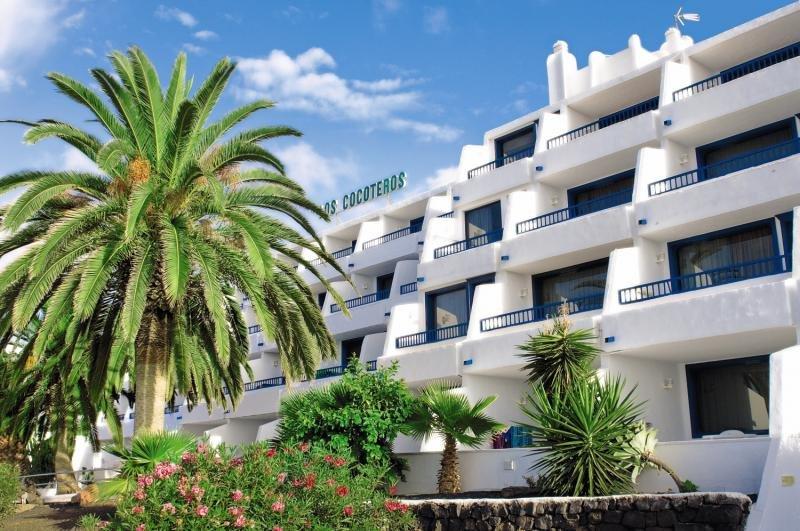 Appartements Labranda Los Cocoteros in Puerto del Carmen, Lanzarote Außenaufnahme