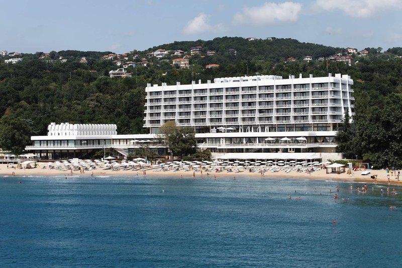 The Palace Hotel in Sweti Konstantin, Riviera Nord (Goldstrand) Außenaufnahme