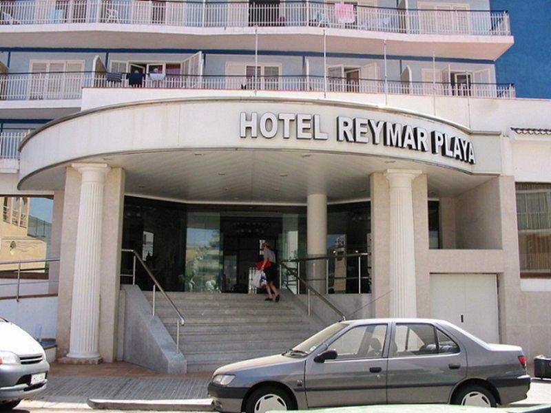 Hotel Reymar in Malgrat de Mar, Barcelona & Umgebung Außenaufnahme
