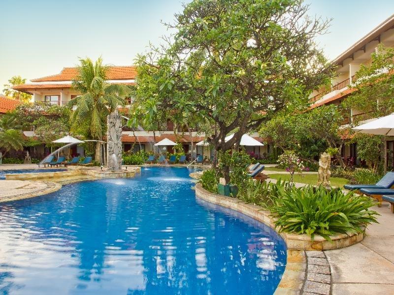 Bali Rani Hotel in Kuta (Bali), Indonesien - Bali Pool