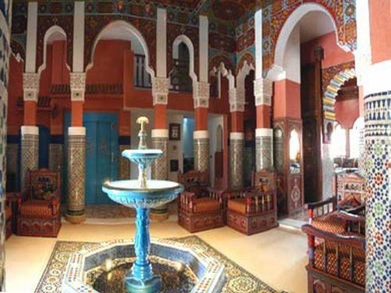 Moroccan House Marrakech in Marrakesch, Marrakesch Außenaufnahme