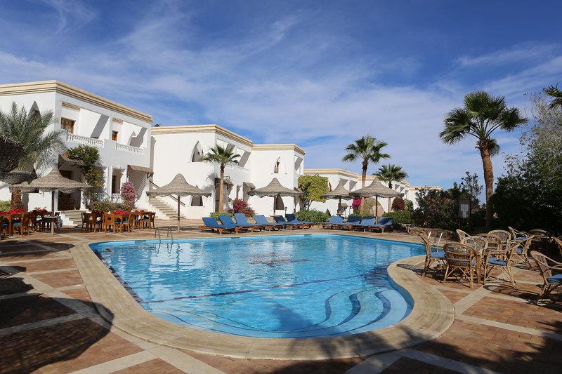 Club Reef Resort in Sharm el-Sheikh, Sinai - Halbinsel Pool