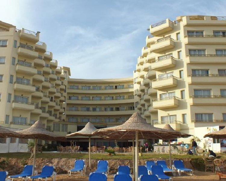 Magic Beach Hotel in Hurghada, Hurghada & Safaga Außenaufnahme