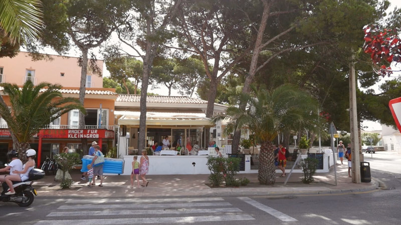 Alcina in Cala Ratjada, Mallorca Außenaufnahme