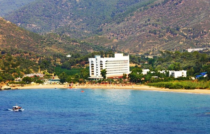 Ladonia Hotels Kesre in Izmir, Türkische Ägäis Außenaufnahme