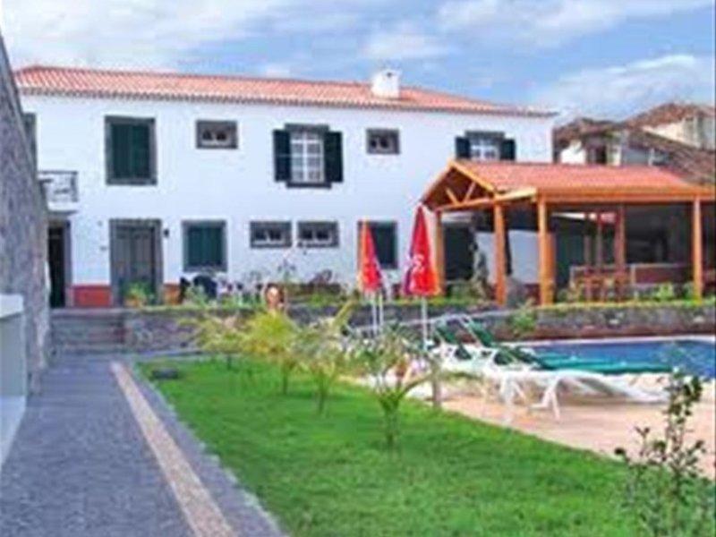 Casa Da Capelinha in Ponta Delgada, Madeira Außenaufnahme