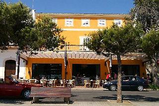 Hostal HPC Portocolom in Portocolom, Mallorca Außenaufnahme