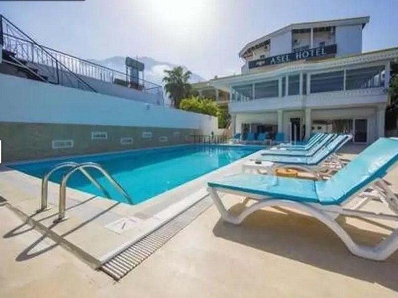 Melodi Hotel in Beldibi, Türkische Riviera Pool