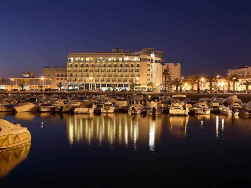 Eva Senses Hotel in Faro, Algarve Außenaufnahme