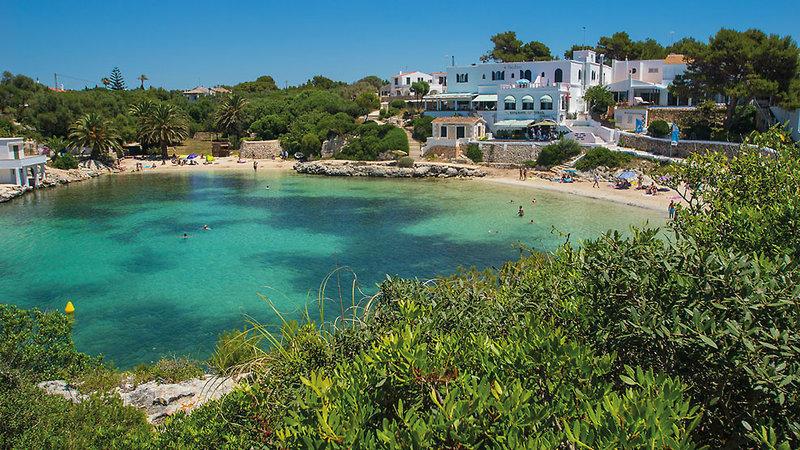 Hotel Bahia in Ciutadella de Menorca, Menorca Außenaufnahme