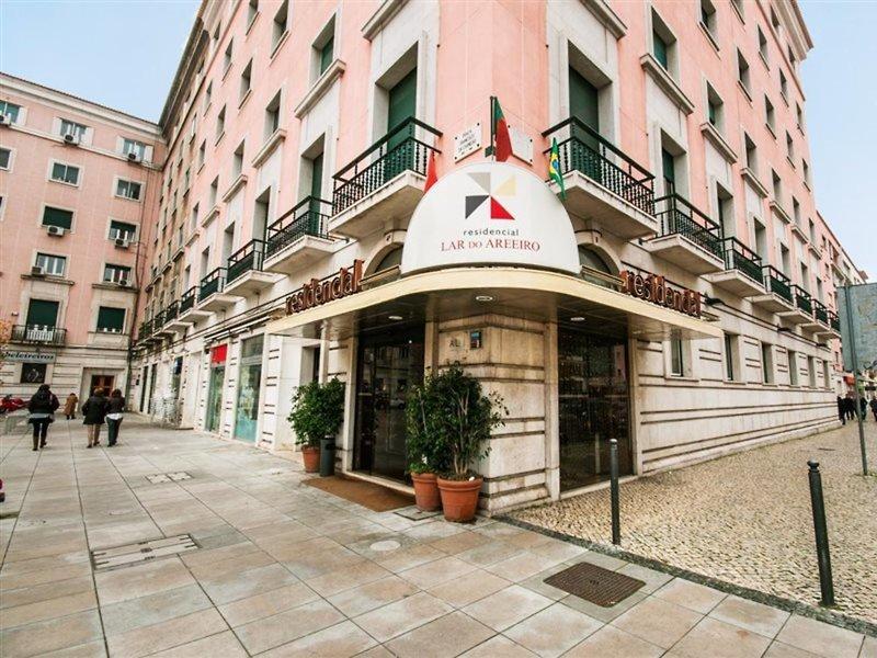 Residencial Lar do Areeiro in Lissabon, Lissabon & Umgebung Außenaufnahme