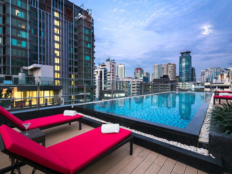 Travelodge Sukhumvit 11 in Bangkok, Bangkok & Umgebung Pool