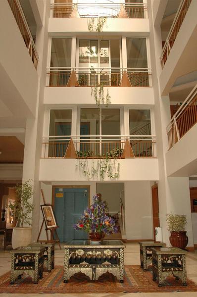 Residence Intouriste Hotel in Agadir, Agadir & Atlantikküste Außenaufnahme