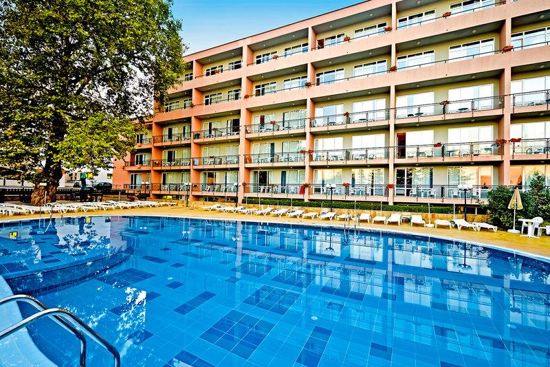 Hotel Lilia in Goldstrand, Riviera Nord (Goldstrand) Außenaufnahme