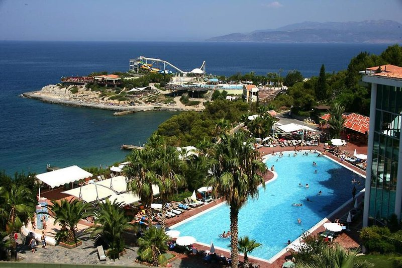 Pine Bay Holiday Resort in Kusadasi, Türkische Ägäis Pool