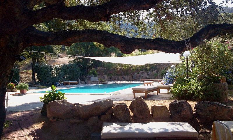 Borgo di Campagna in Loiri Porto San Paolo, Sardinien Pool