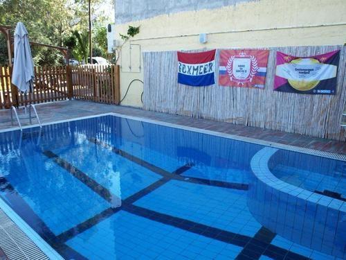 Haris Apartments in Chersonissos, Kreta Hallenbad