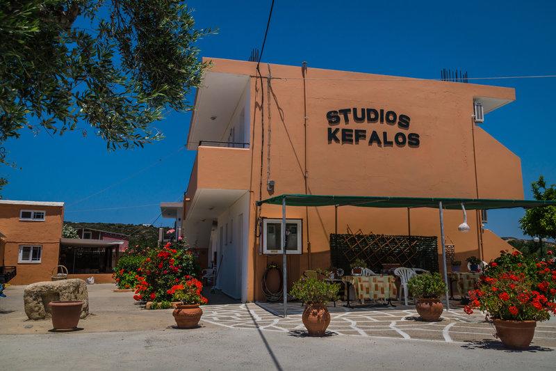 Kefalos Studios in Kefalos, Kos Außenaufnahme