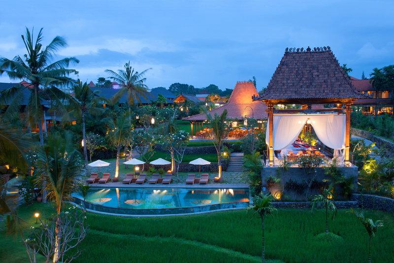 Alaya Resort Ubud in Ubud, Indonesien - Bali Außenaufnahme