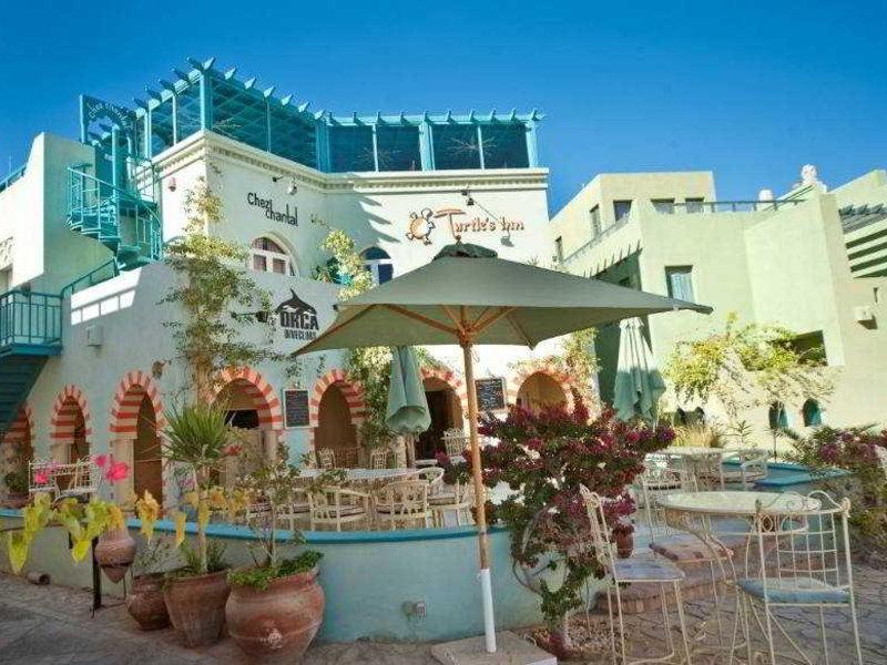 Turtle's Inn Hotel in El Gouna, Rotes Meer Außenaufnahme