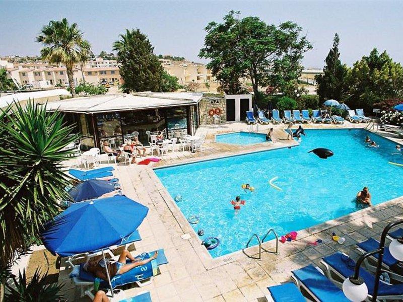 Hilltop Gardens Hotel Apartments in Paphos, Zypern Süd (griechischer Teil) Außenaufnahme
