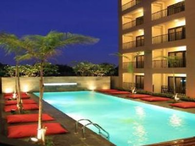 The Cottage Suvarnabhumi in Bangkok, Bangkok & Umgebung Pool