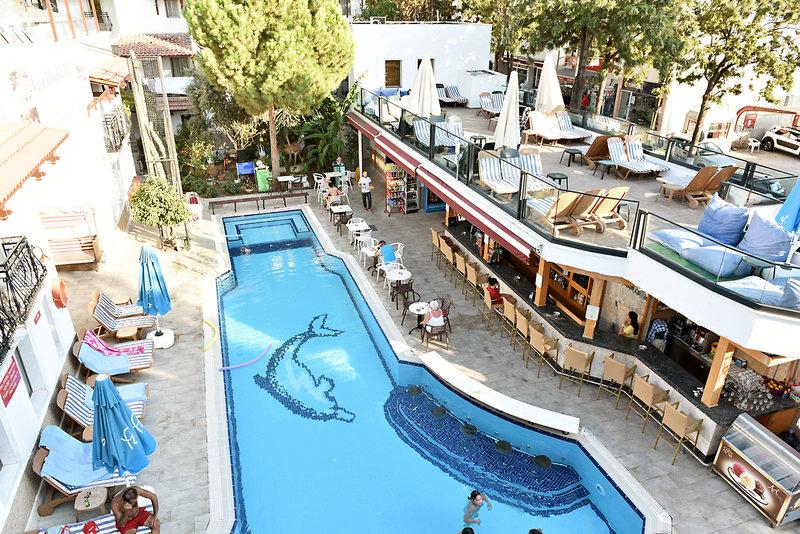 Hotel Istanköy Bodrum in Bodrum, Halbinsel Bodrum Pool