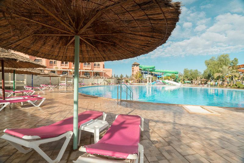 LABRANDA Targa Club Aqua Parc in Marrakesch, Marrakesch Pool