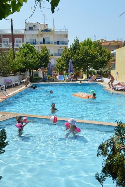 Hotels Thalassies & Thalassies Nouveau in Limenaria, Thassos Pool