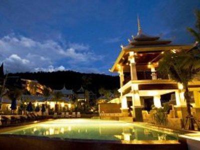 Anyavee Tubkaek Beach Resort in Krabi, Süd-Thailand Außenaufnahme