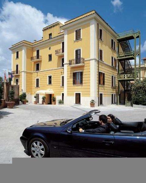 Romoli Hotel in Rom, Rom & Umgebung Außenaufnahme