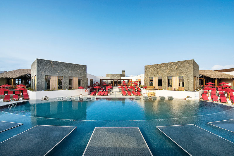 Pierre & Vacances Villages Clubs Origo Mare in Lajares, Fuerteventura Außenaufnahme