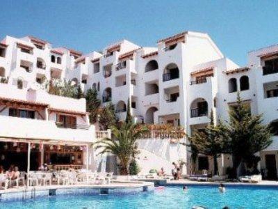 Holiday Park in Santa Ponsa, Mallorca Außenaufnahme