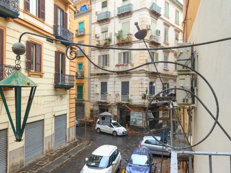 B&B Maison Du La Rua in Neapel, Golf von Neapel Sport und Freizeit