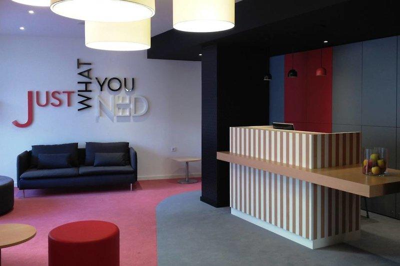 Stay Hotel Faro Centro in Faro, Algarve Lounge/Empfang