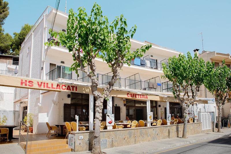 Villa Cati in Paguera, Mallorca Außenaufnahme