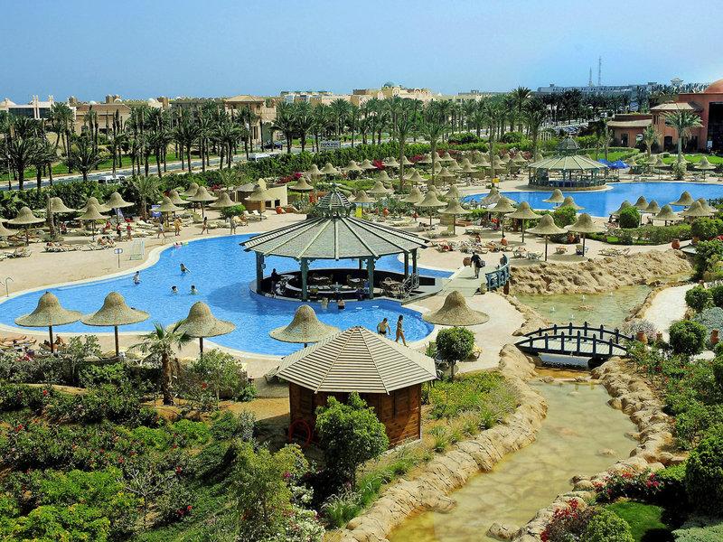 Parrotel Aqua Park Resort in Sharm el-Sheikh, Sinai - Halbinsel Außenaufnahme