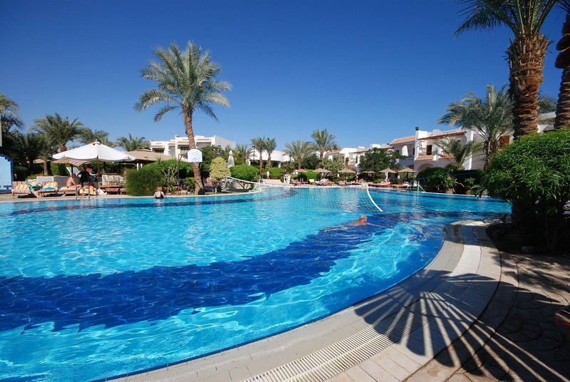 Dive Inn Resort in Sharm el-Sheikh, Sinai - Halbinsel Pool