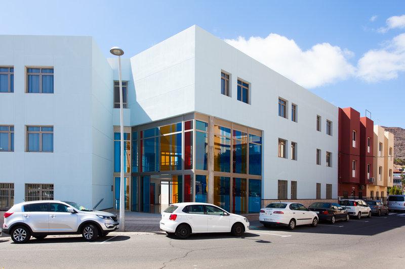 Apartamentos Tao in Morro Jable, Fuerteventura Außenaufnahme