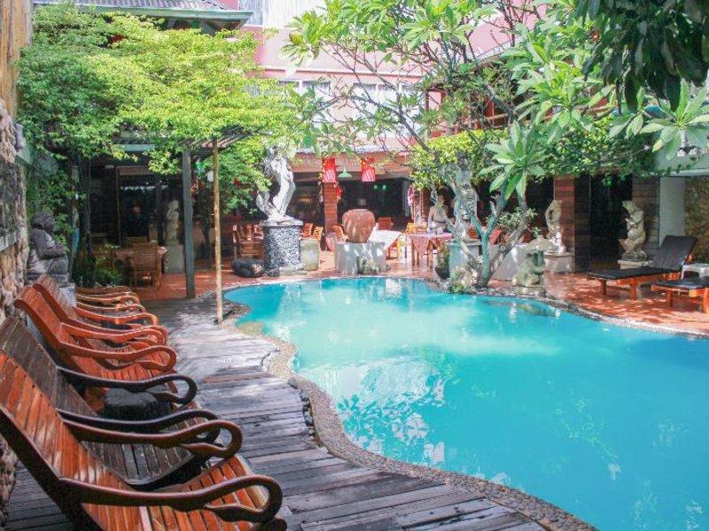Villa Cha-Cha in Bangkok, Bangkok & Umgebung Pool