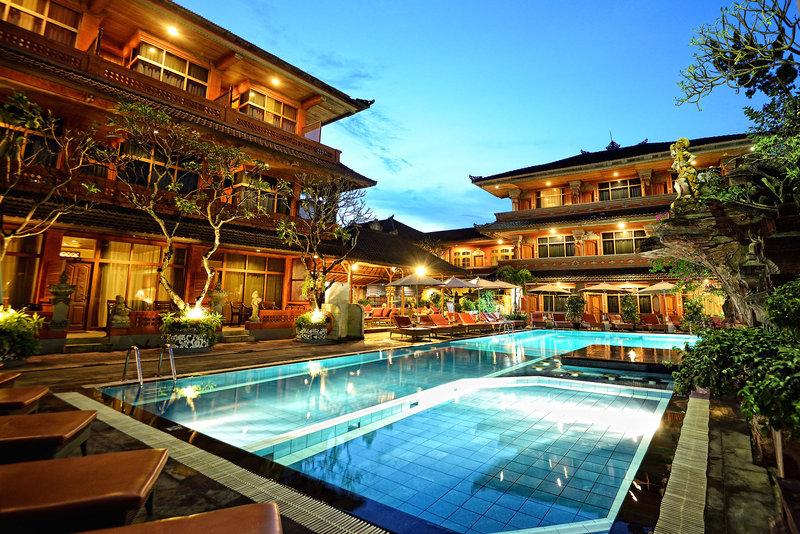 Wina Holiday Villa Kuta Bali in Kuta (Bali), Indonesien - Bali Pool