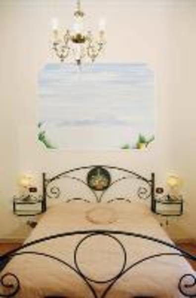 Art Suite Principe Umberto in Neapel, Golf von Neapel Wohnbeispiel
