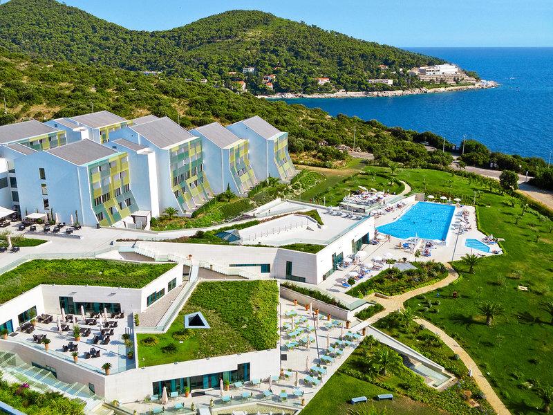 Valamar Lacroma Dubrovnik Hotel in Dubrovnik, Süd-Dalmatien (Dubrovnik) Außenaufnahme