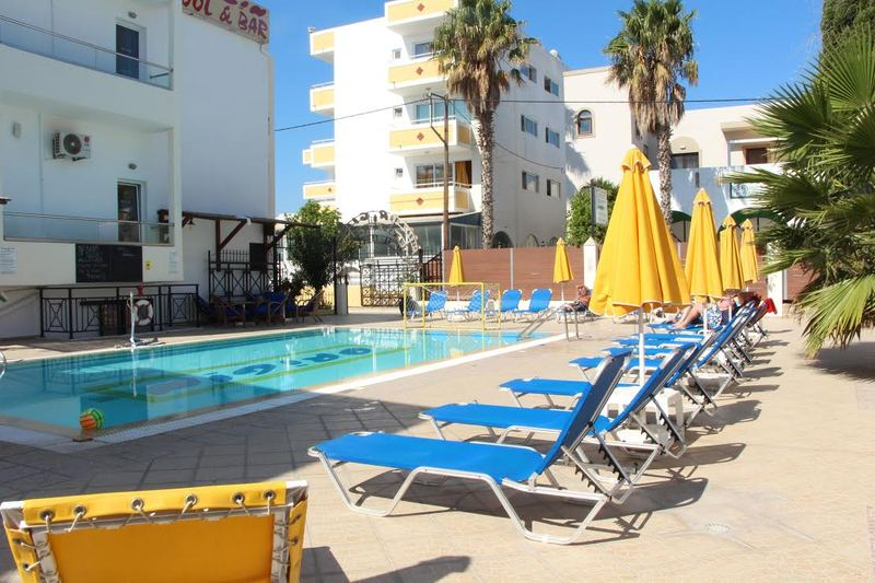 Origin Hotel & Apartments in Kardamena, Kos Adventure