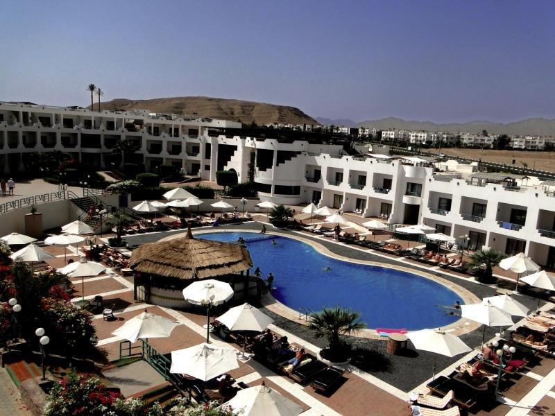 Sharm Holiday Resort in Sharm el-Sheikh, Sinai - Halbinsel Außenaufnahme