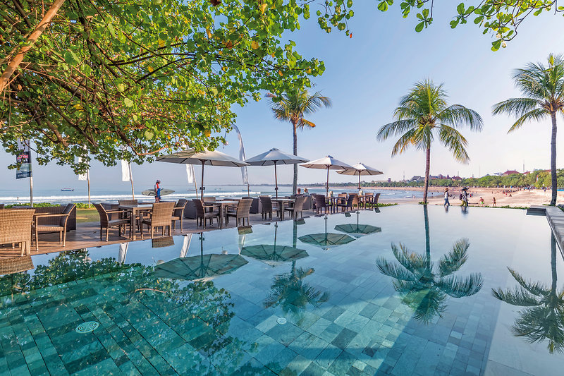 Bali Garden Beach Resort in Kuta (Bali), Indonesien - Bali Pool